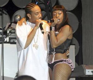 Shawnna, Ludacris와 루머 일축
