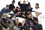 Wu-Tang Clan, 17일에 새 EP 발표한다.